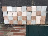 wall and kitchen ceramic tiles