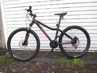 """Specialized Myka Mountain Bike size Small 15"""" Frame"""