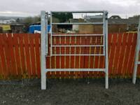 New galvanised bridal gate farm stables walkway etc tractor