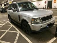Range Rover vogue td6 2002 l322