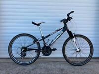 MERIDA DAKAR 624 BICYCLE BIKE CYCLE AND SPARE WHEELS