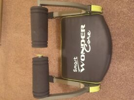 Smart Wonder Core Exerciser. Good as new due to little use!