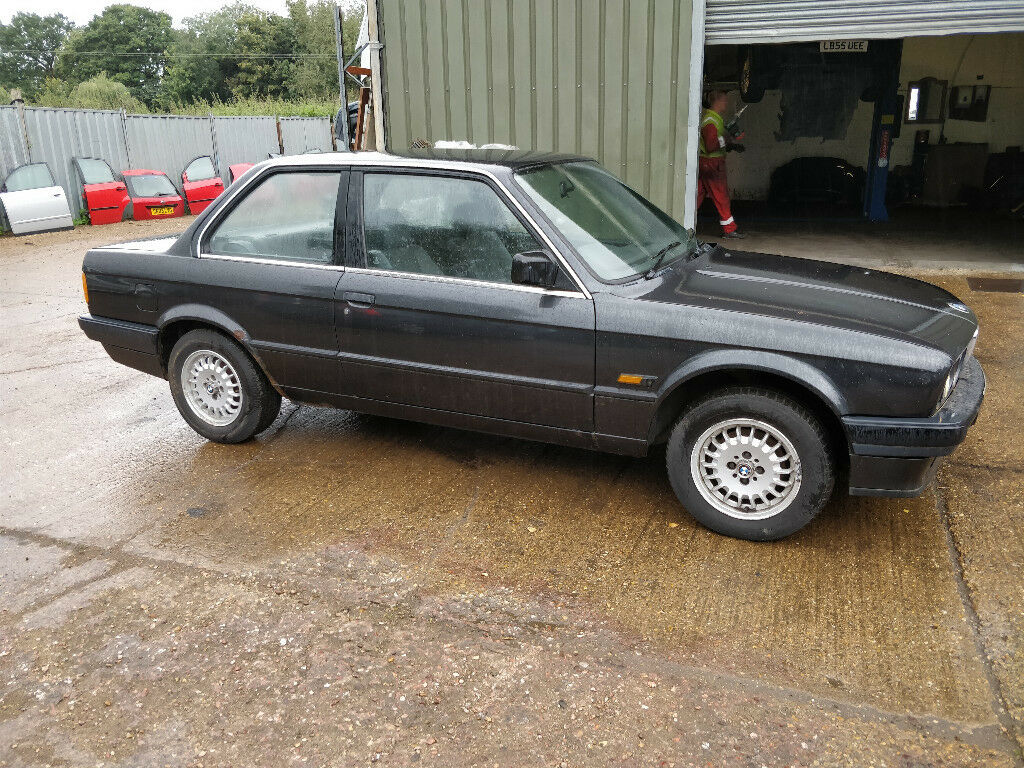 BMW E I Door Coupe Non Sunroof Model Maybe Drift M - Bmw 318i 2 door