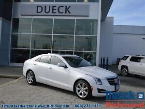 2016 Cadillac ATS 2.0 Turbo Luxury Collection  Local, Accident F