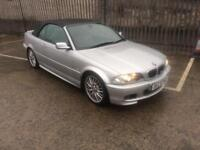 2003 BMW 330ci m-sport convertible ***low miles***