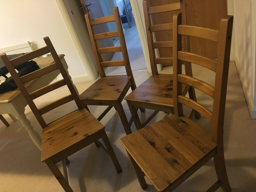 Ikea Kaustby Chair Antique Stain In Moortown West Yorkshire