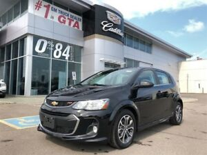 2017 Chevrolet Sonic LT RS Turbo