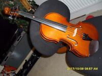 Viola by Stentor. Viola-in good used condition. Bow, Case