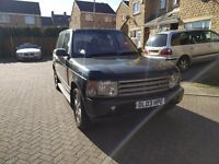 Land Rover Range Rover Vogue TD6 Needs repair