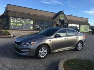2017 Kia Optima LX / 16 alloy rims / heated seats