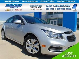 2015 Chevrolet Cruze *XM! *Remote start *local clean trade!