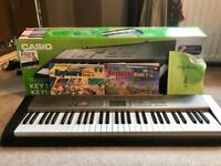 Casio Key Board and Music Stand