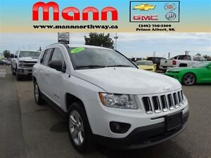 2013 Jeep Compass Sport | PST paid, 4x4, Cruise, Keyless entry.