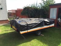 Combi-Camp Family Trailer Tent (SOLD)