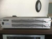 ASR graphic equalizer