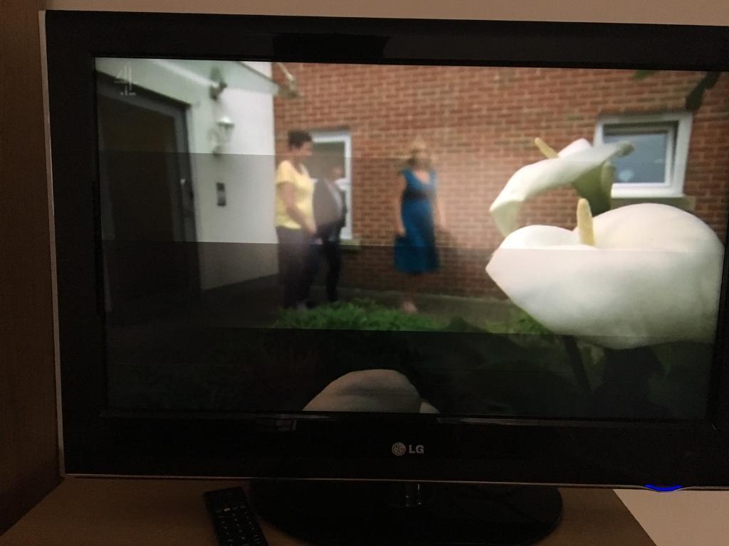 LG 27 inch tv