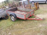 "4"" x 6"" trailer for sale"