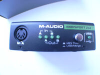 M Audio 2X2 Midi Interface