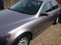 BMW 520I FORSALE 520i saloon car spares or repair
