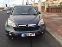 Honda Cr-v 2007, Manual, 2.2 Diesel and full service history book, plus 9 month M.O.T