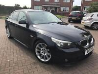 BMW 525D M SPORT AUTO 2006 - HPI CLEAR - FSH - PX WELCOME