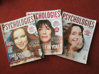 Psychologies Magazines 2008 x 3