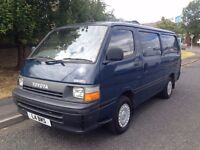 1993 L REG TOYOTA HIACE 2.4 DIESEL LONG WHEEL BASE IN EXCELLENT CONDITION!!
