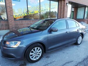 2014 Volkswagen Jetta 2.0L C-LINE, SUNROOF, ALLOYS, BLUETOOTH!!