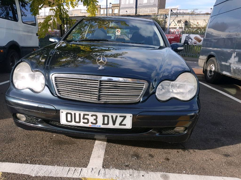 Mercedes-Benz C Class Automatic, Full Option, Mot 09/10/2018, Smooth Drive