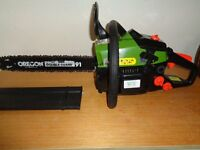 Great Condition Petrol chain saw