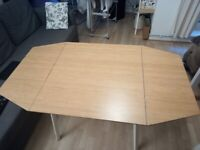 extendable desk 73cm high - 80x74/138cm IKEA PS 2012