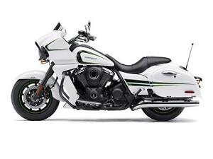 2016 Kawasaki VULCAN 1700 VAQUERO ABS / 47$/sem garantie 2 ans