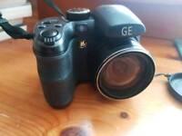GE HZ15 digital camera