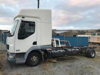 Daf LF 45 2007 57 plate 160bhp chassis cab
