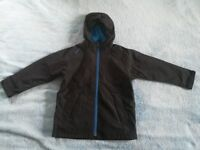 Coat from Decathlon for 5-6 year old boys