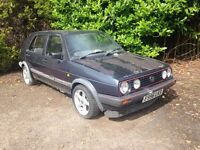 VW GOLF GTI 8V MK2 BREAKING FOR SPARE PARTS ALL PARTS AVAILABLE