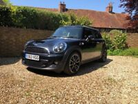 MINI COOPER S BAYSWATER BLACK LTD EDITION LOW MILEAGE ONE PREVIOUS OWNER FROM NEW