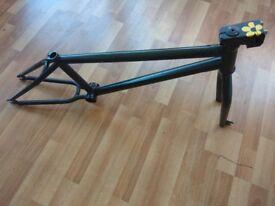 CULT BMX FRAME / FIT SHIV 2 FORKS