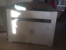 Stompa Uno Childs single bed with underneath storage shelves