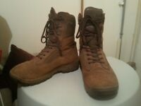 work/hiking boots