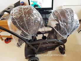The Graco Modes Duo Pushchair