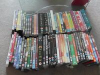 JOB LOT COLLECTION OF DVD BOXSETS, STAND UP COMEDY AND FILMS! IDEAL FOR RESELL OR COLLECTORS! LOOK!!