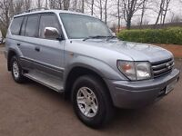 Toyota Land Cruiser Colorado 3.0 TD VX 5dr (a/c) Cambelt Changed,