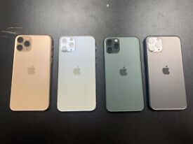 APPLE IPHONE 11 PRO MAX 64GB UNLOCKED ALL COLOURS AVAILABLE