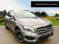 Mercedes-Benz GLA Class GLA 220 D 4MATIC AMG LINE PREMIUM (grey) 2016-10-21
