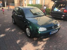Vw golf gt tdi 2003 PERFECT ENGINE