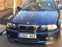 Bmw 325ci e46 coupe sport limited edition fully loaded 300 bhp navigation full mot px wlcm