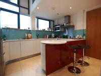 Stunning 2 Double Bedroom Penthouse in The Heart of Camden Mins Walk From Camden Tube & Regents Park