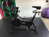 Schwinn Johnny G pro spinner commercial spinning bike
