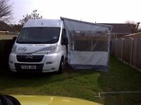 CITREON RELAY L4, 2.2 HDI. LOW MILEAGE, 3 ADULT BERTH, EXTREMELY SPACIOUS , SUPERB BUILD